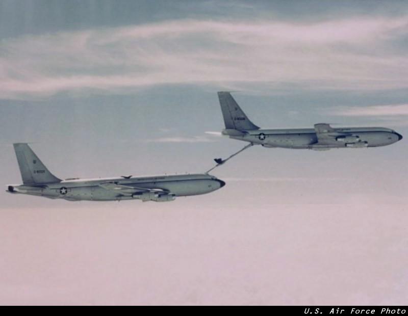 Ec-135 Looking The Kc-135 Looking Glass
